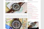 Blog Fratello Watches recenzoval Davosa Traveller Automatic!
